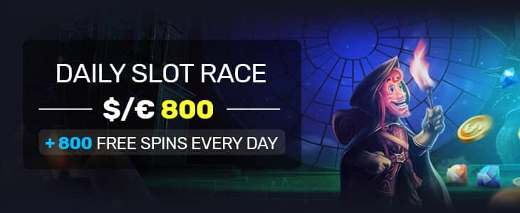 Slot Races